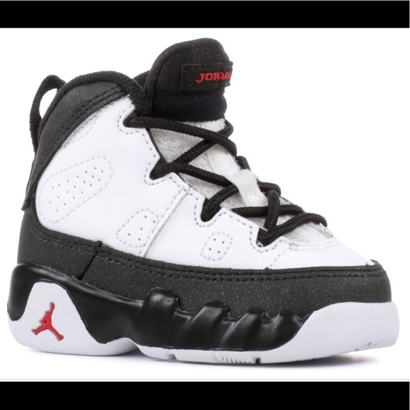abb932e714c6ef Jordan Other - Toddler Jordan 9 retro whit true red-black size 4c